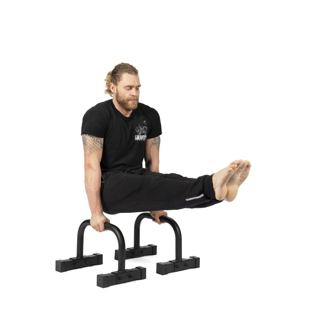 Gravity Fitness-Medium-parallettes