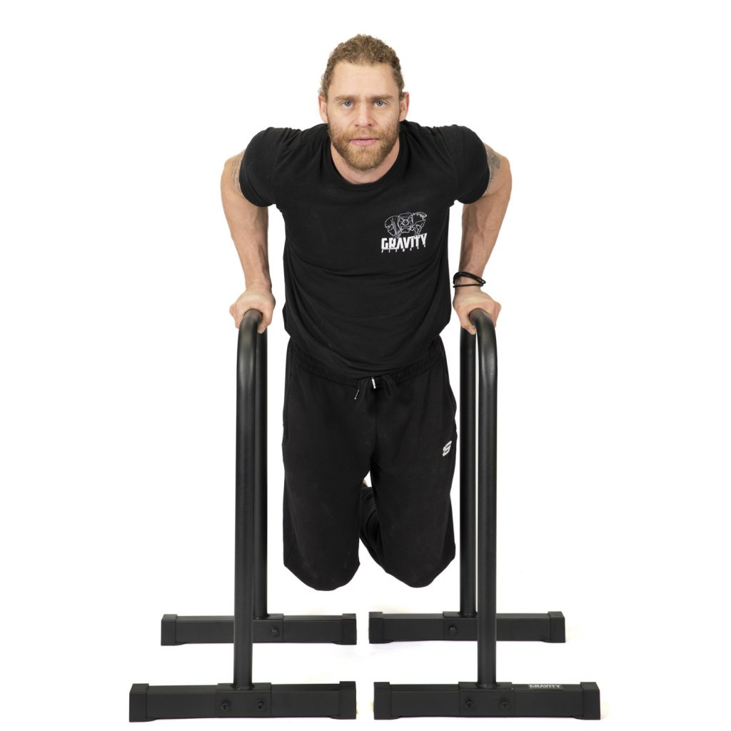 Gravity-Fitness-Parallettes-XL body weight dip