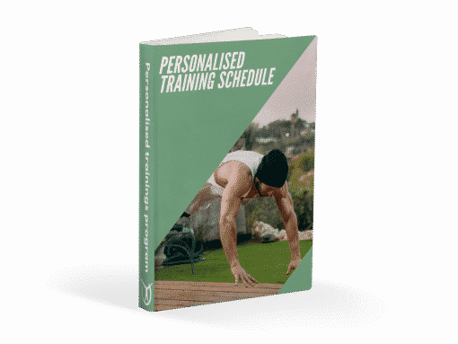 Personalised training schedule - Calisthenics Worldwide