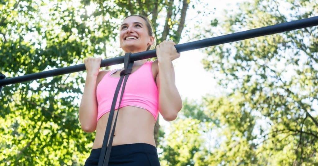 the 3 best Biceps Exercises for beginners in calisthenics