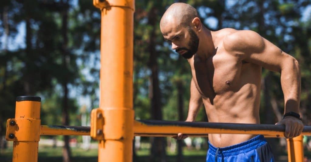 Chest Exercise beginner calisthenics