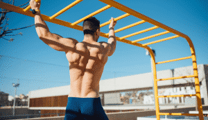 calisthenics bar