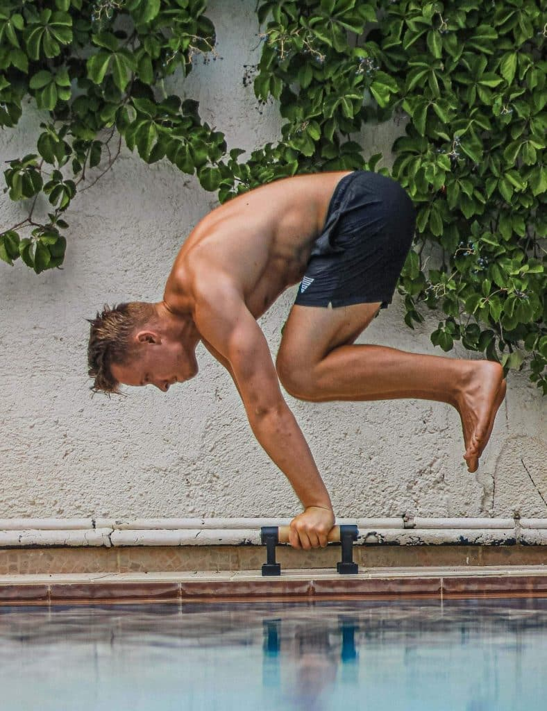 how to master the planche