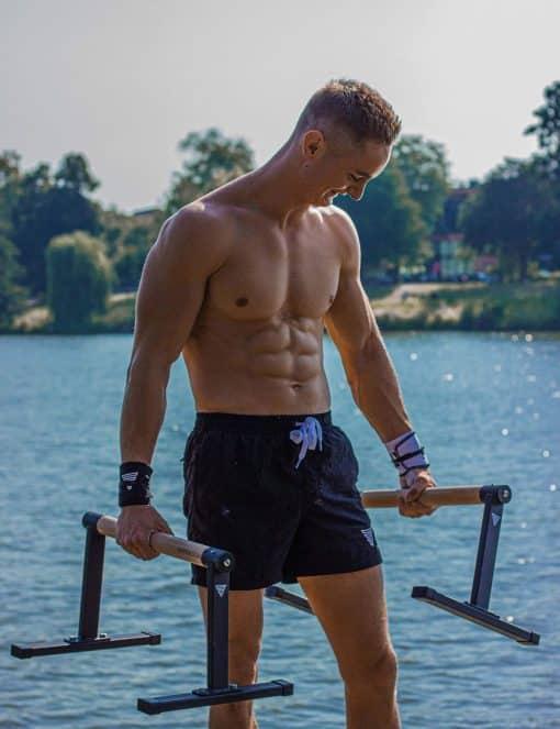 dip bar workout