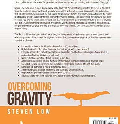 Overcoming Gravity Kindle