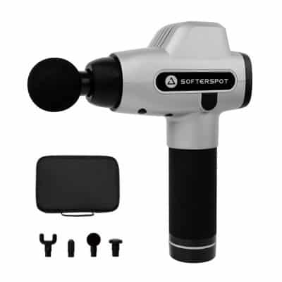 Softerspot S2 Massage Gun Silver