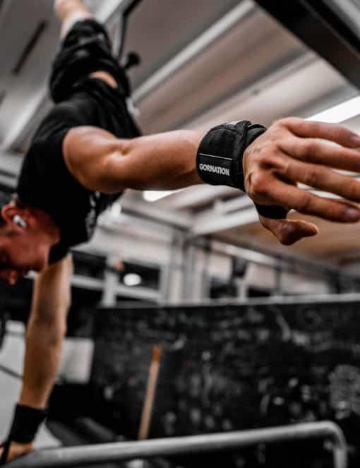Gornation Power Wrist Wraps Black