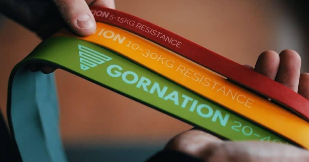 Gornation Resistance Bands