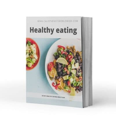 28 Day Healthy Eating Meal Plan