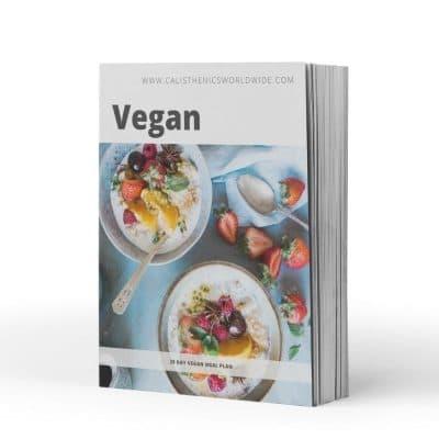 28 Day Vegan Meal Plan
