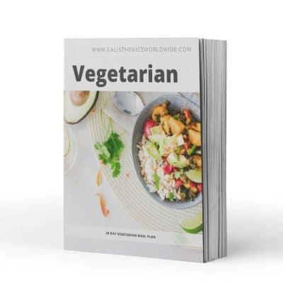28 Day Vegetarian Meal Plan